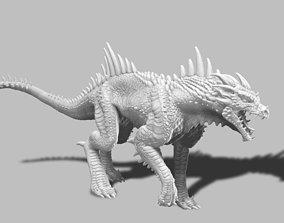 Dragon Artax 3D print model