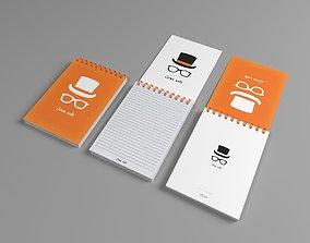 Notepad model