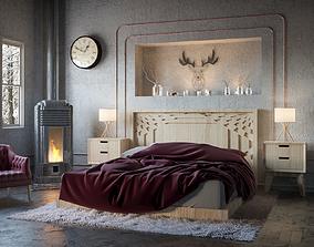 3D model Snow White Interior