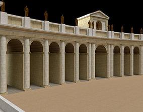 CIRCUS MAXIMUS 3D model