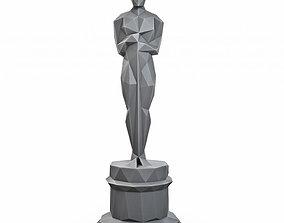 Oscar Low Poly 2 3D printable model