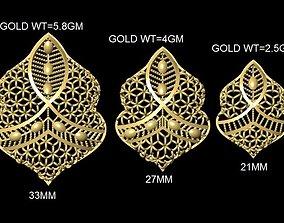 3D printable model pendant kuwaiti 112 designs