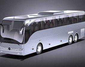 3D Mercedes-Benz Tourismo 2016 VRAY