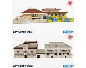Building Set Two 3D model