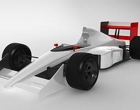3D McLaren MP4 5 Honda