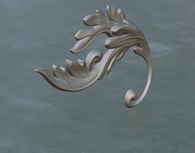 3D printable model design Flower Decor