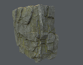 3D model Rock Unreal Engine 4