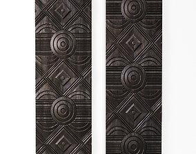 3D Asuka Wood Wall Panels