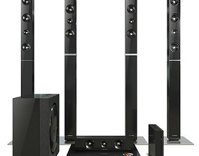 Blu-ray Home Theater Samsung 3D