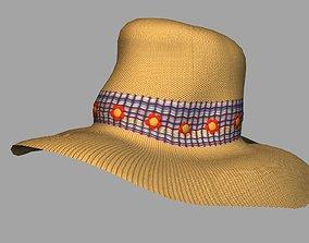 Hat cap 3D model