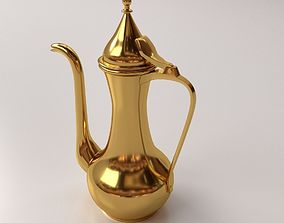 3D Russian Teapot