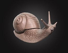 Snail 3D printable model