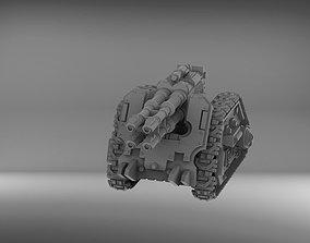3D print model Legion Longsword with Laser Destructor