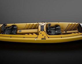 kayak fashin 3D printable model