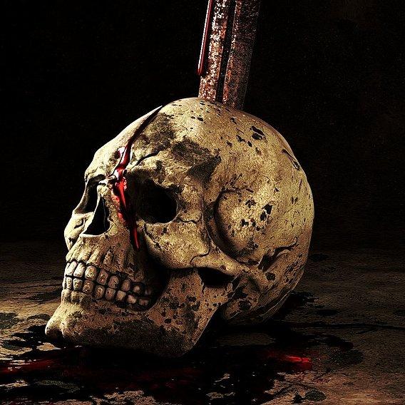 Sword in the Skull