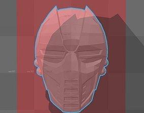 cyrax Cyrax Helmet 3D print model