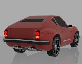 3D model Original Car