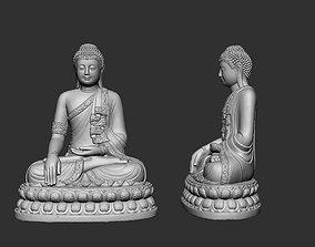 3D model buddha thailand art