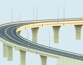 Full detailed Bridge model