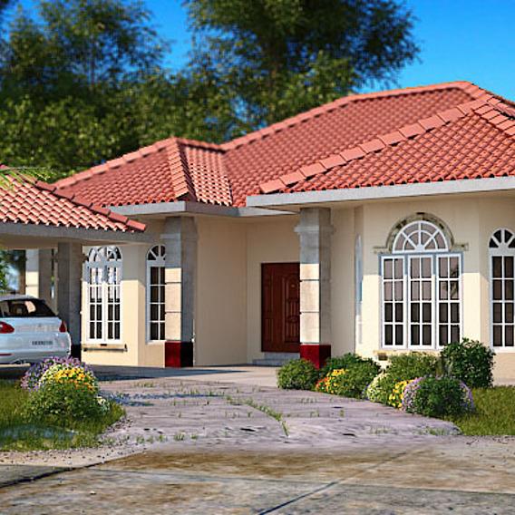 Keluasan & Malay Villa