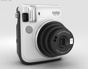 3D model Fujifilm Instax Mini 70 White