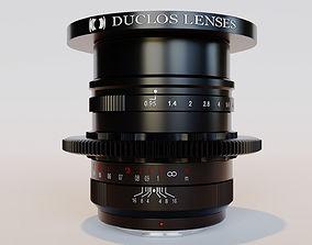 3D Camera lens