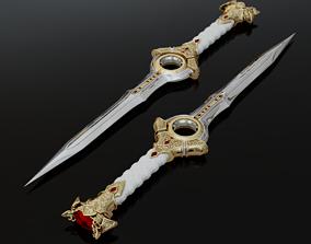 hobby Garona dagger 3D print model