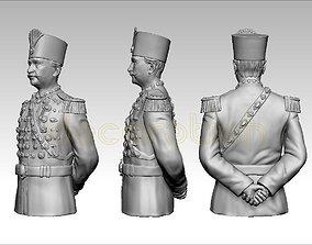 king of iran 3D printable model