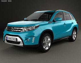 3D model Suzuki Vitara Escudo 2015