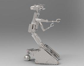3D print model Toy Robot Number 5