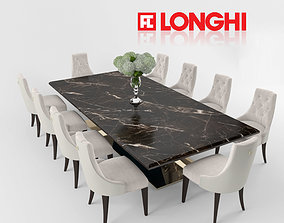 longhi dining 3D model