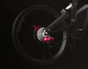 3D model Audi Sport e-tron Mountain Bike