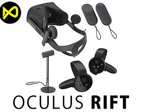 Oculus Rift Set 3D