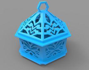 Casket secret 3D print model
