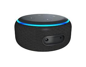 3D model Echo dot 3
