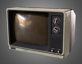 Television - PBR Game Ready 3D asset