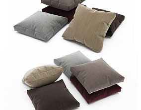 3D model soft Pillows