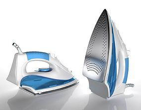 HOHFX403 Steam Iron 3D steam
