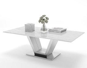 3D model Port coffee table and Port end table