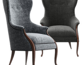 3D Christopher Guy Volpe armchair