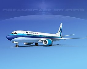 Boeing 737-800ER Eastern Airlines 3D model