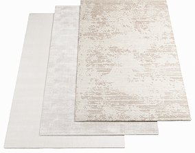3D model DITRE ITALIA Carpet for variations 3