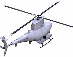 3D model AirCraft 08
