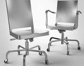 3D model Hudson Swivel Chair