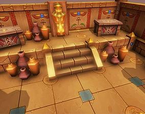 3D model Medieval Tomb - Egypt