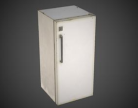 Refrigerator 3D asset realtime