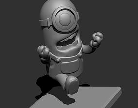 3D printable model Minion Rush