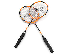 Badminton Racket Adidas badminton 3D
