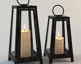 3D model Lanterns