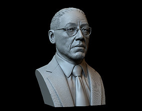 Gustavo Fring from Breaking Bad and 3D print model 2